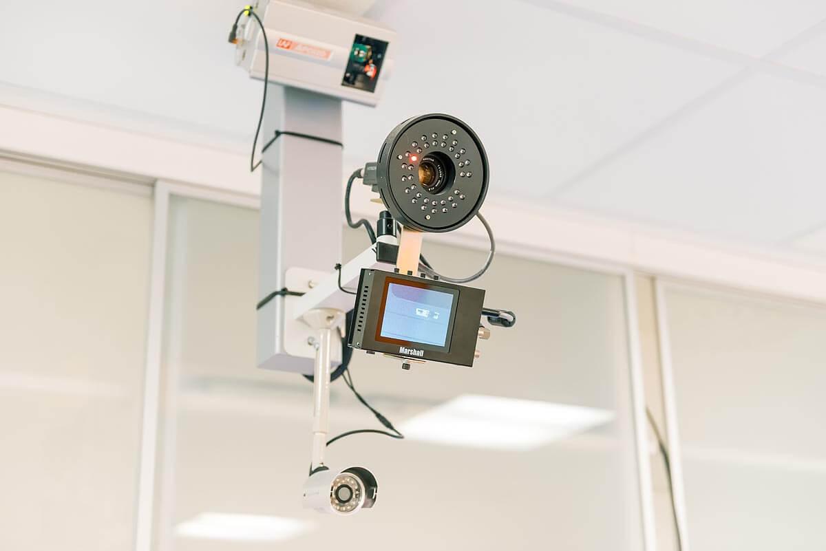 Linearbeschleuniger - Strahlentherapie Duisburg